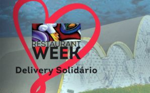 RESTAURANT WEEK LANÇA DELIVERY SOLIDÁRIO