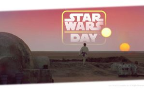 "STAR WARS DAY: ""MAY THE 4TH BE WITH YOU"""